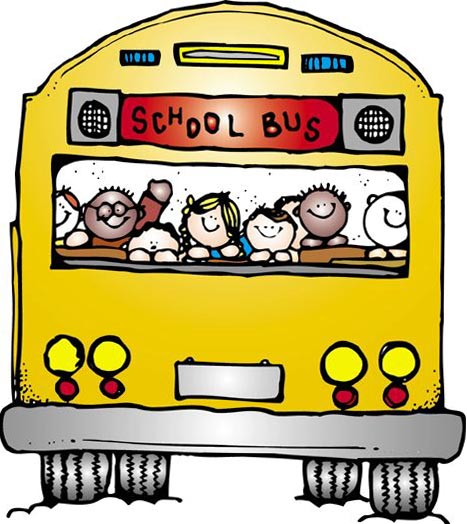 Back to school bus clipart clipartfest 2
