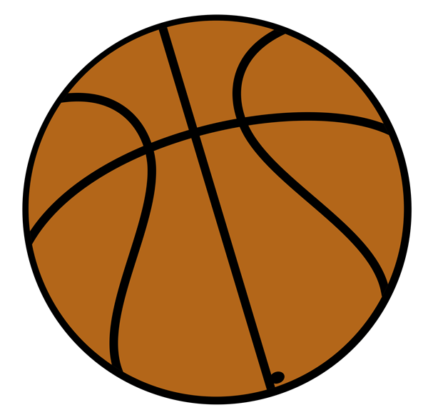 Basketball clipart free images 5