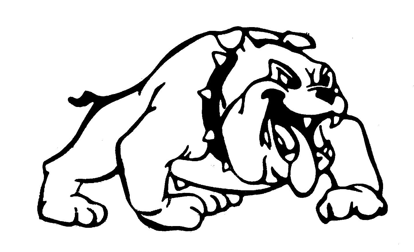 Bulldog clipart free images 3