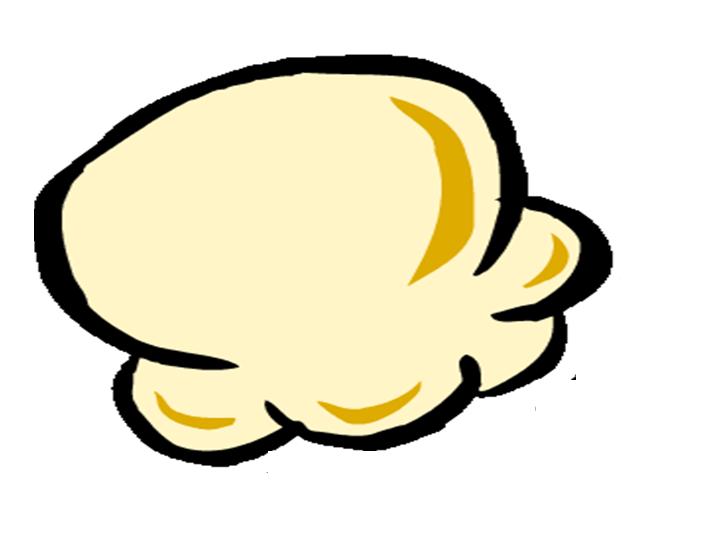 Cartoon popcorn clip art graphics clipart icon 2