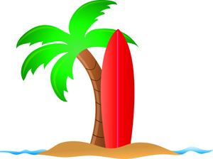 Christmas palm tree clipart clipartfest