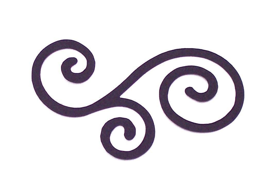 Clip art scroll 2
