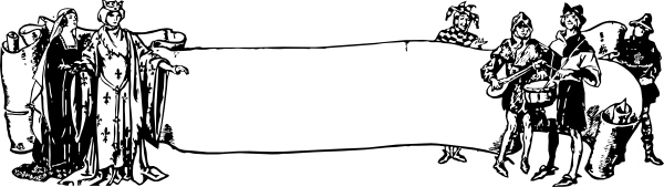 Clip art scroll 3