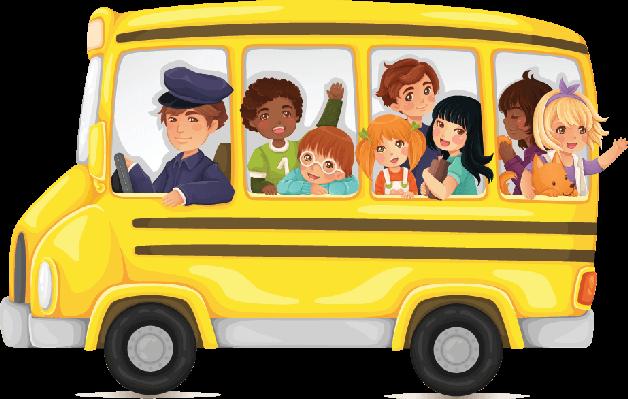 Cute school bus clip art free clipart images 4