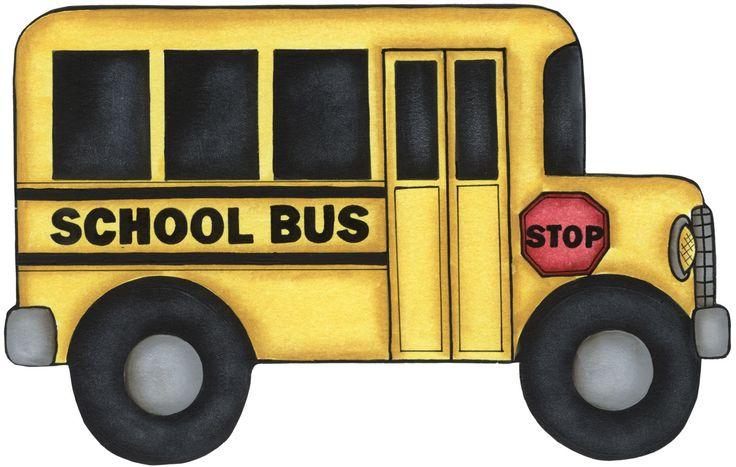 Cute school bus clipart clipartfest 2