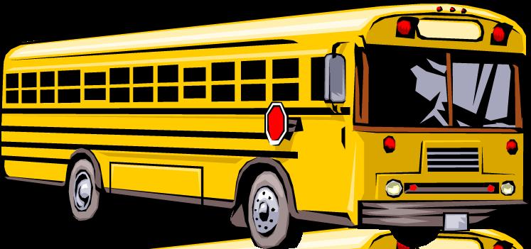 Free clip art school bus clipart images 4