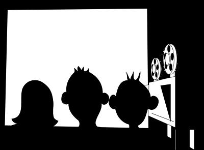 Free movie clip art clipart 2 2