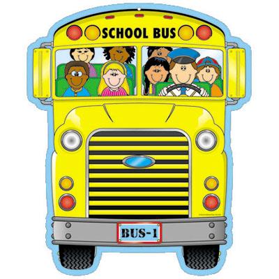 Free school bus clipart clipartfest