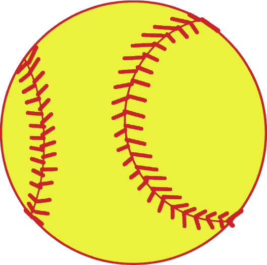Free softball clipart download images 2