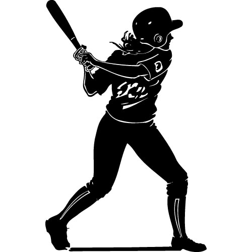 Free softball clipart download images 6