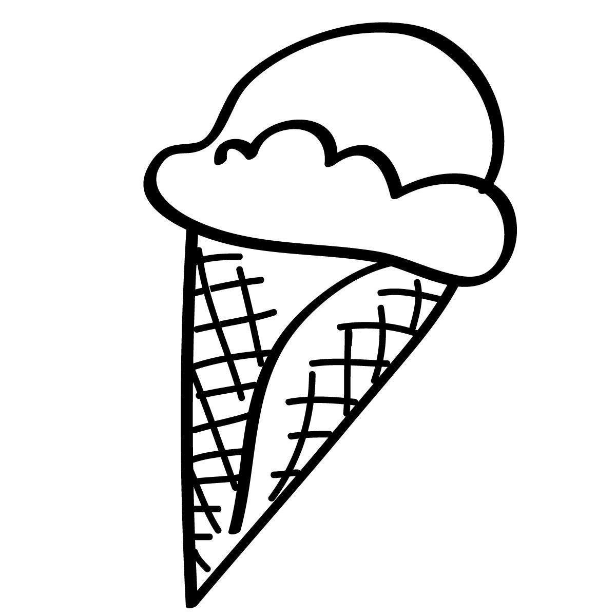 Ice cream clipart free images 4