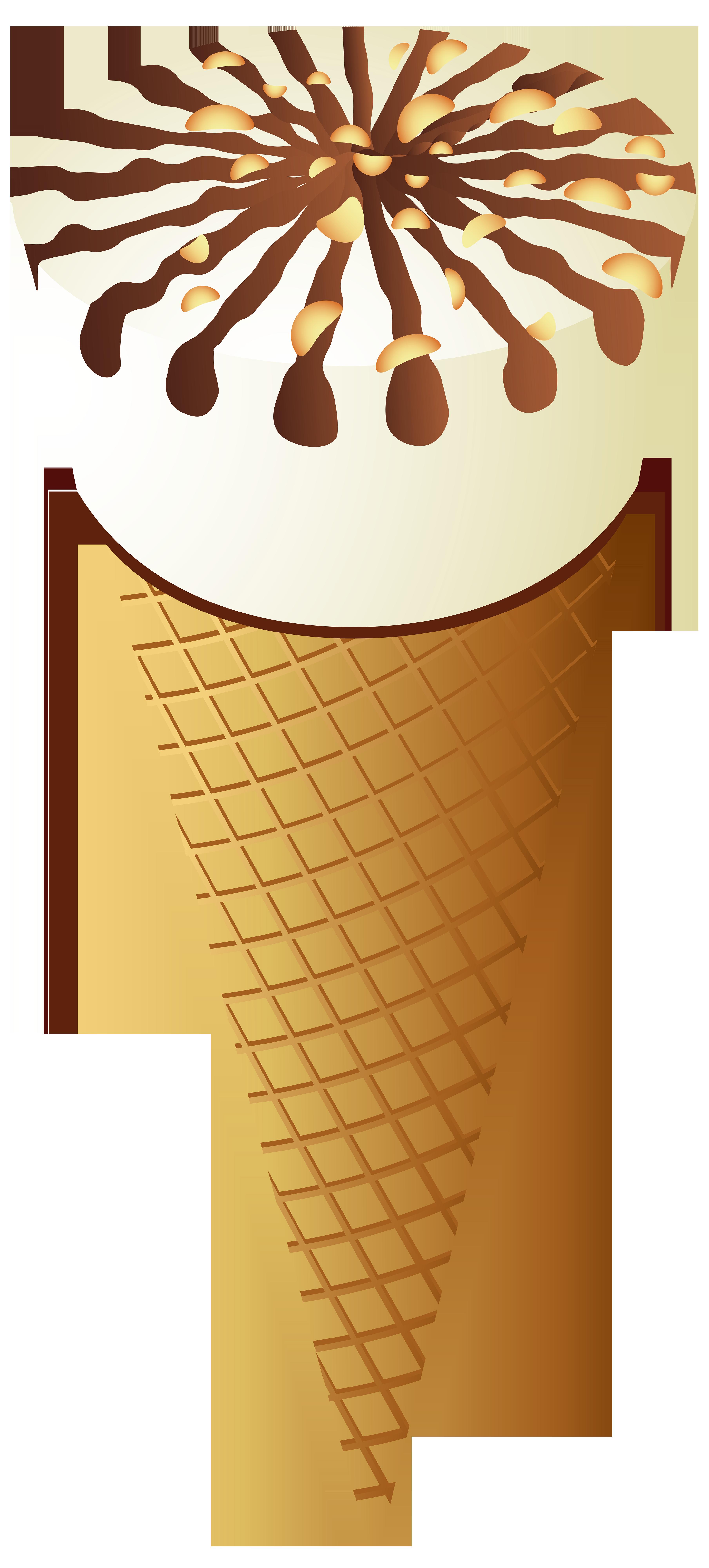 Ice cream cone ice clip art image 9
