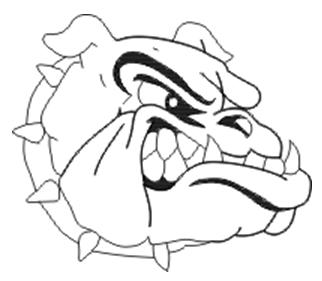 Image movie bulldog clip art