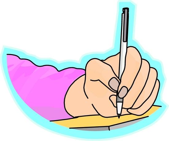 Image of writing clipart teacher clip art