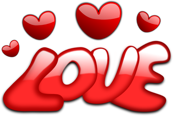 Love clipart free images 7
