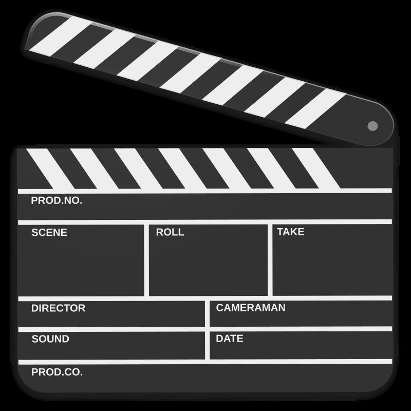 Movie clip art 2 2