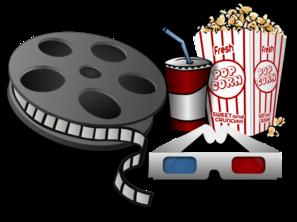 Movie clip art 4 3