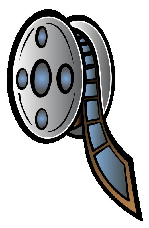 Movie clip art clipart