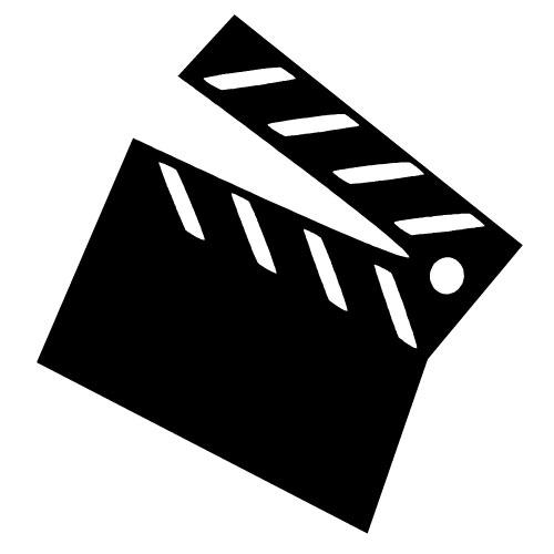 Movie clipart fans 2