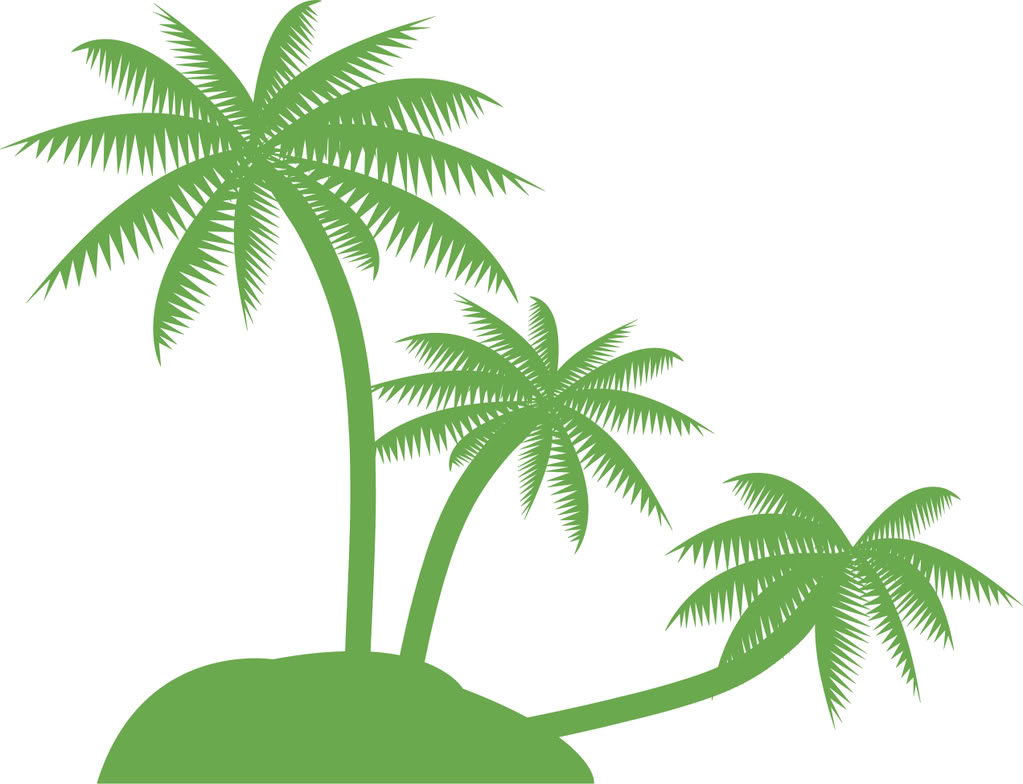 Palm tree clip art printable free clipart images 2
