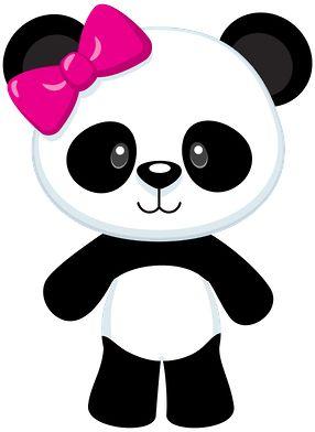 Panda clipart free images 3