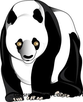 Panda scrapbooking scrapbook panda clipart 3