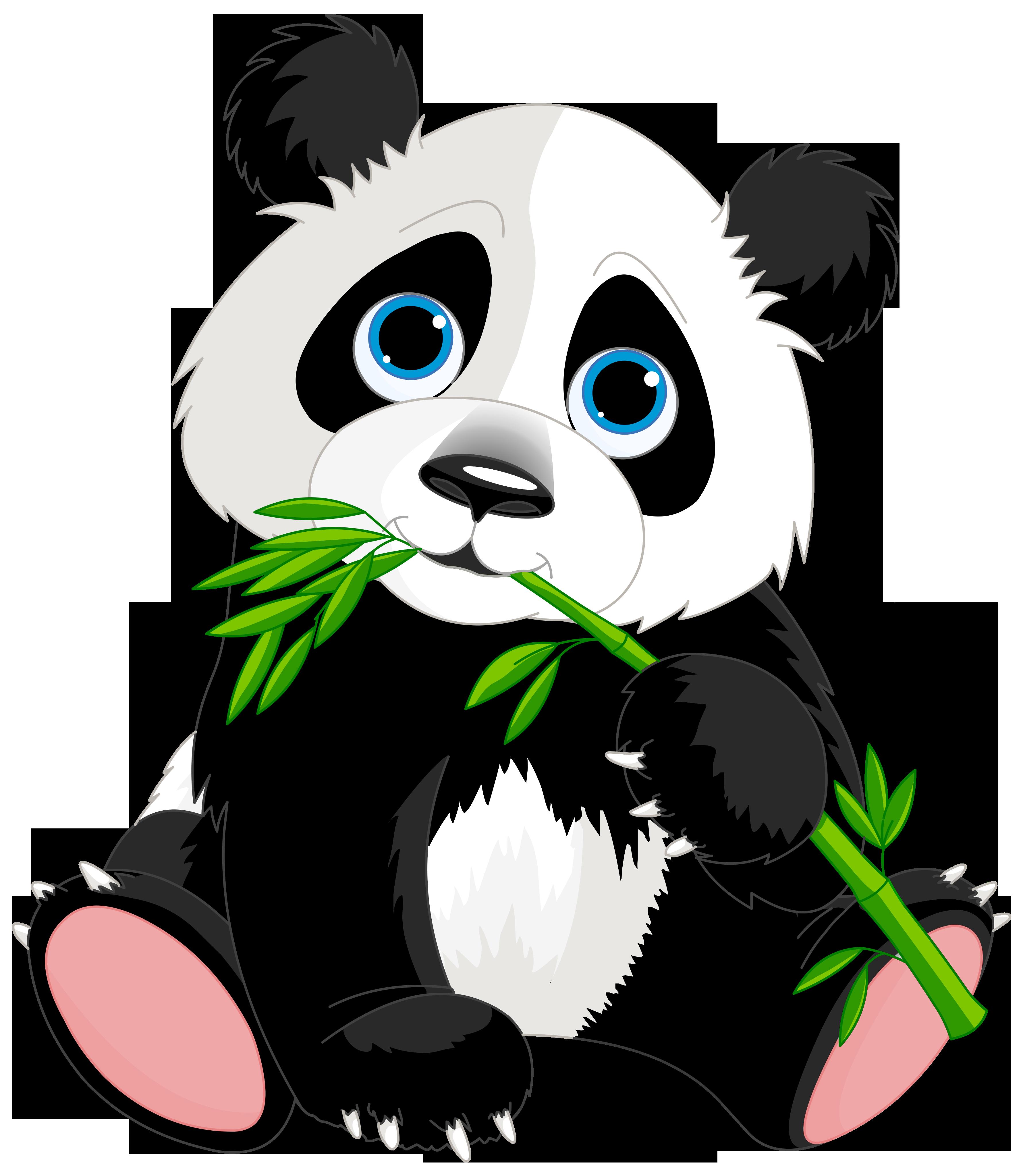 Panda scrapbooking scrapbook panda clipart