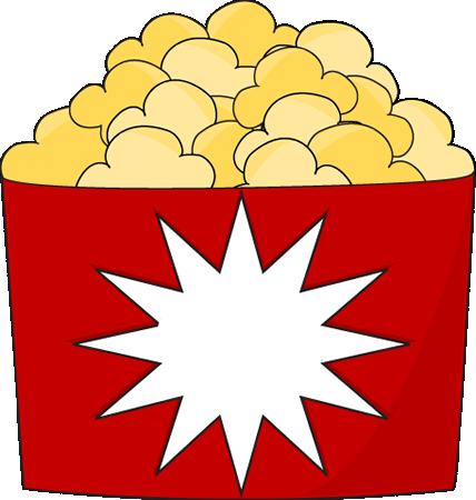 Popcorn clip art clipart clipart 2