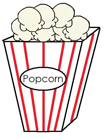 Popcorn clip art free clipart images 3 clipart