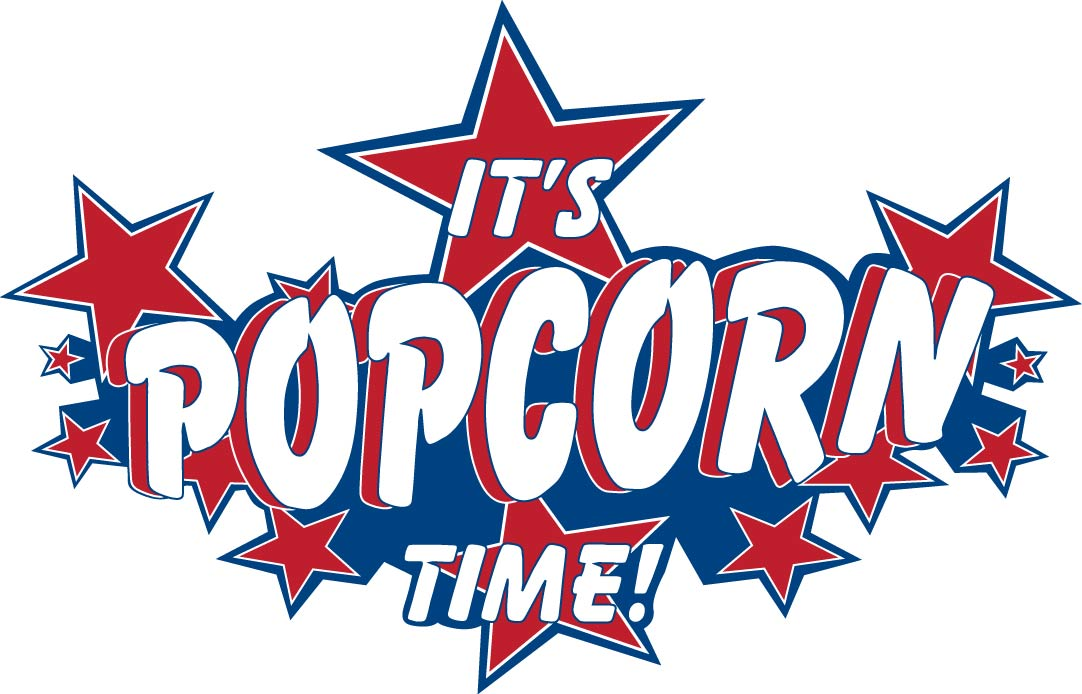 Popcorn clip art free clipart images