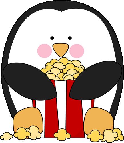 Popcorn clipart 3