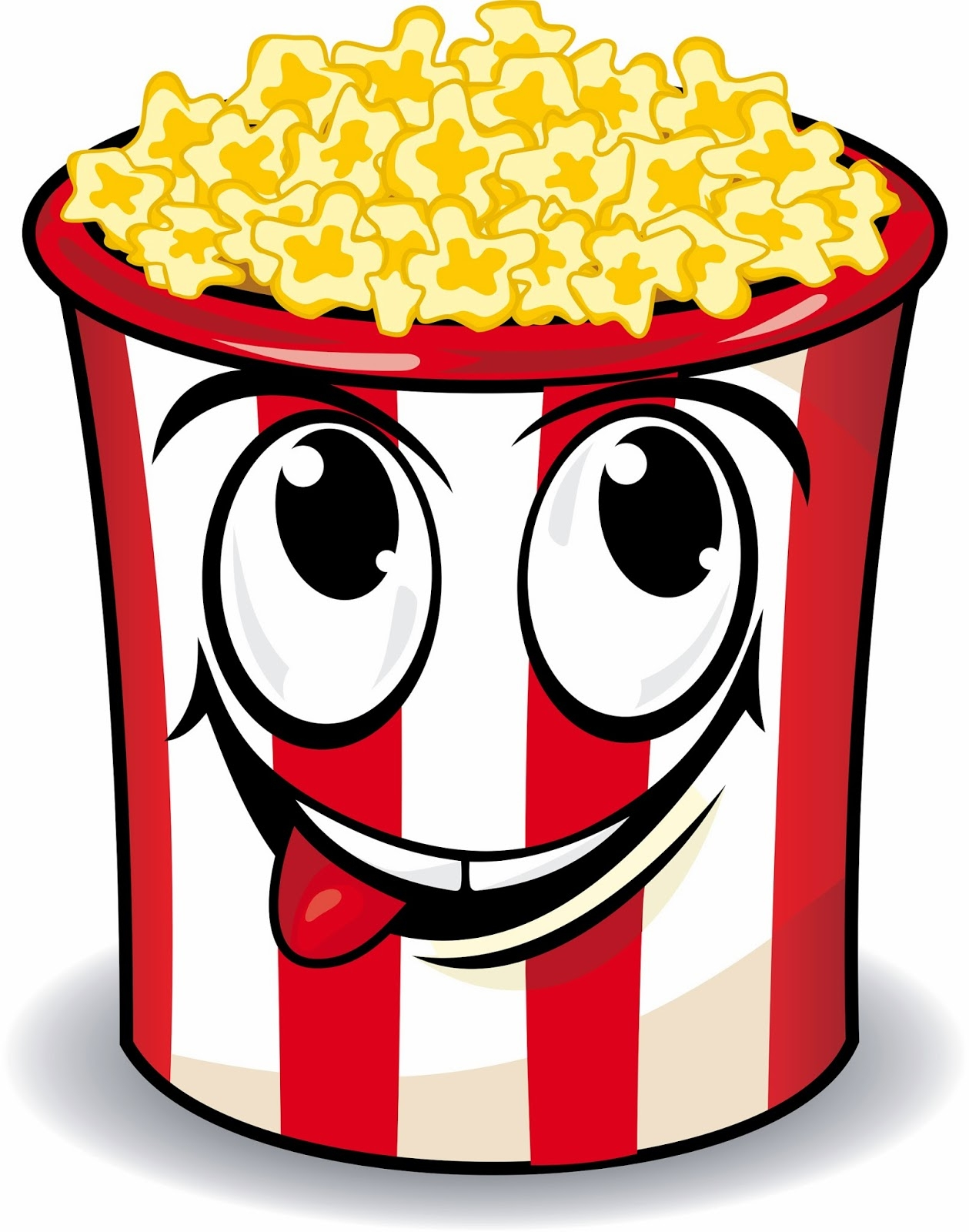 Popcorn clipart images
