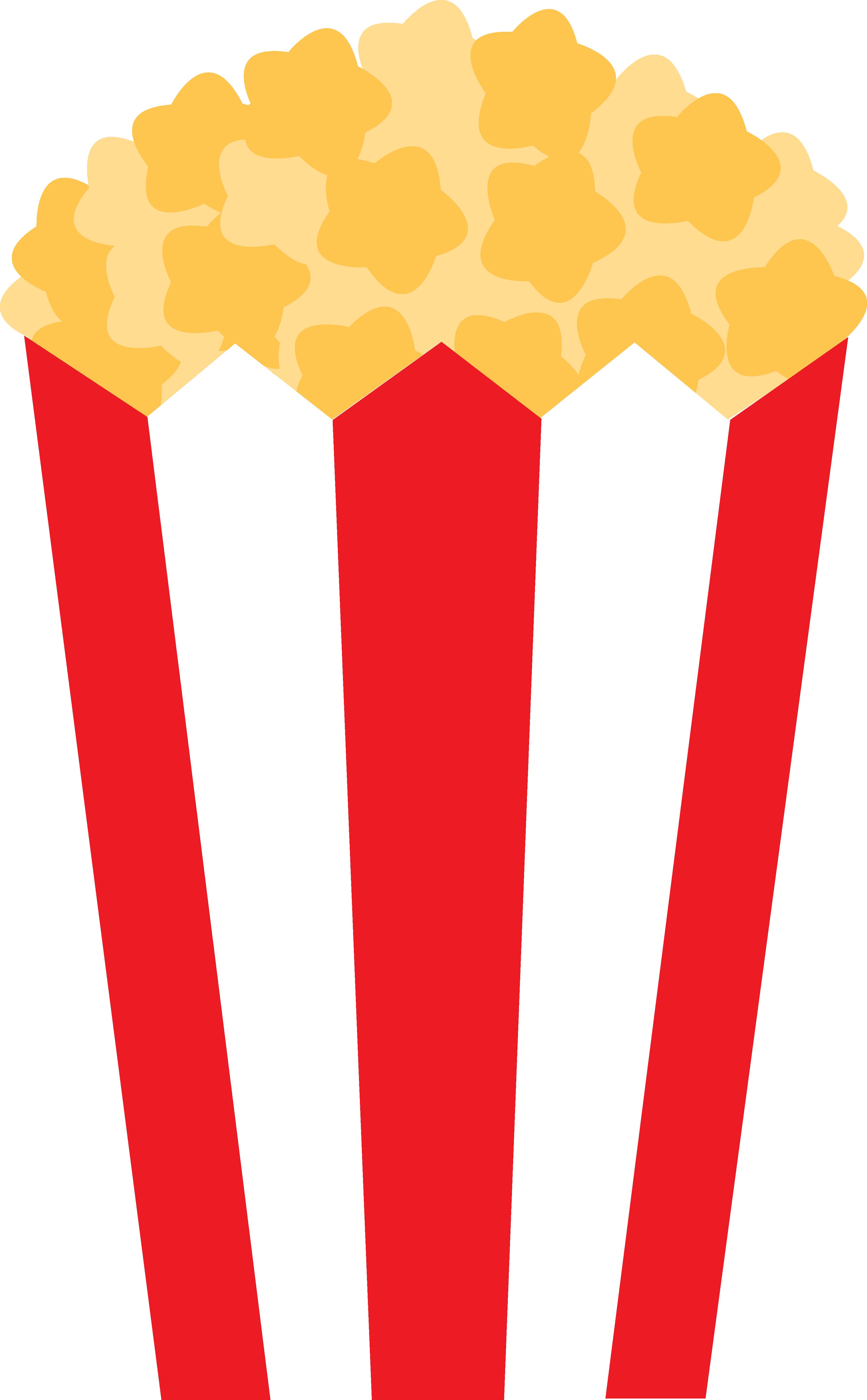Popcorn kernel clipart free images 6