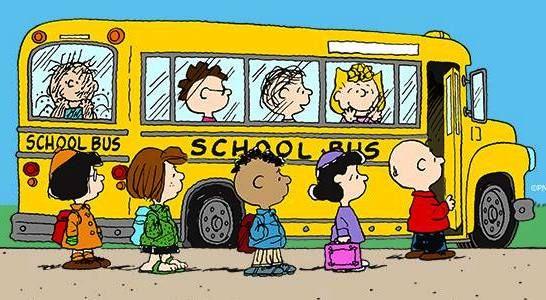 School bus clipart 3