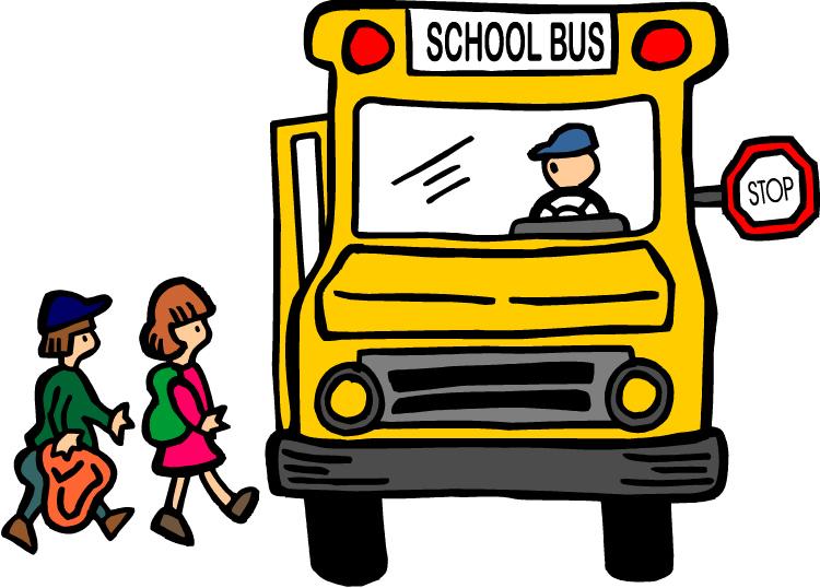 School bus clipart free clipartfest