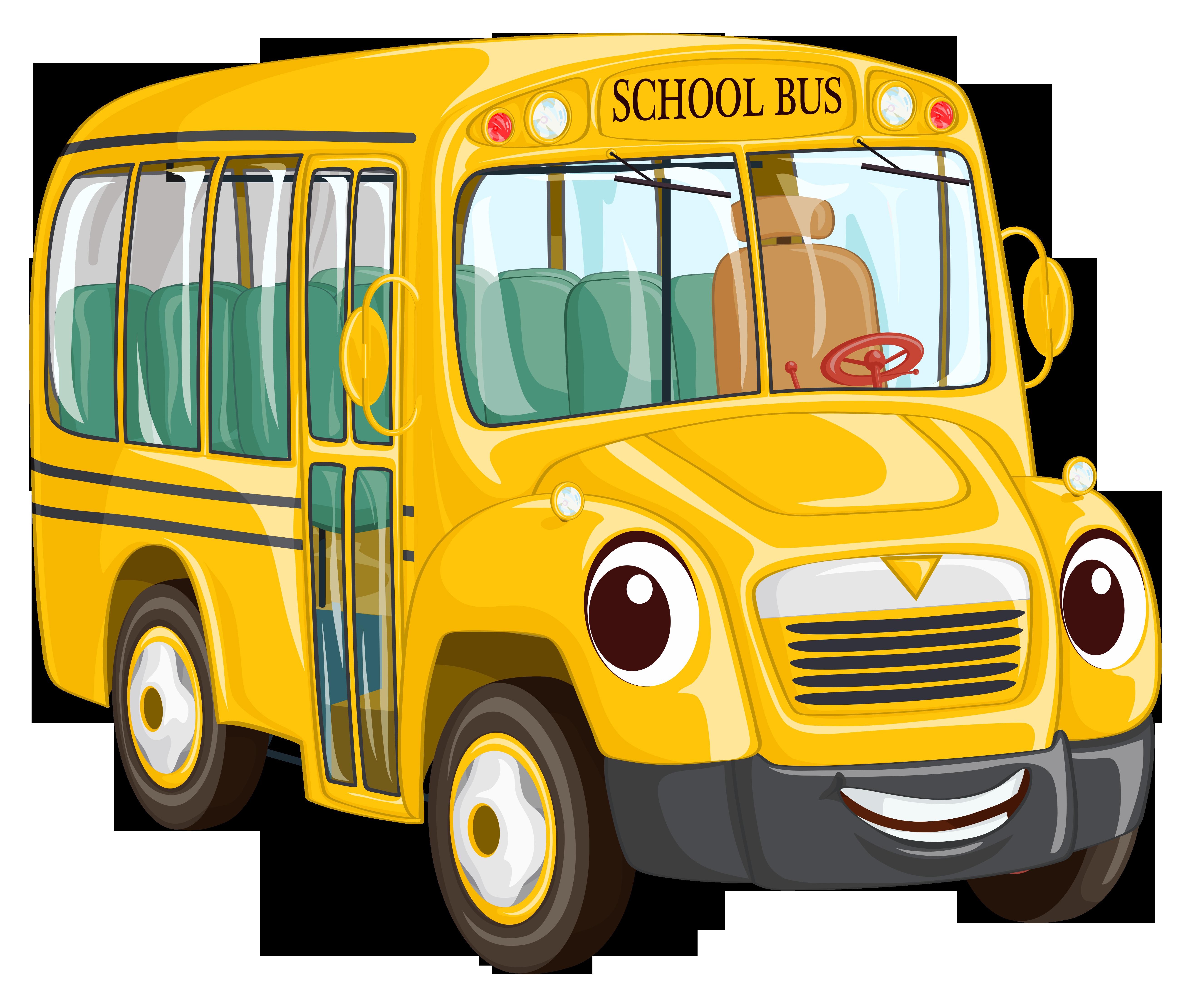 School bus clipart images clipartfest