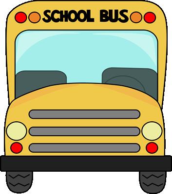 School bus clipart no background clipartfest