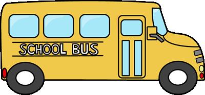 School bus clipart vector clipartfest 3