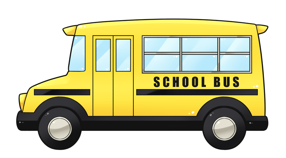 School bus free to use clipart
