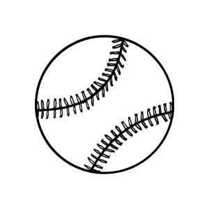 Softball clipart free graphics images