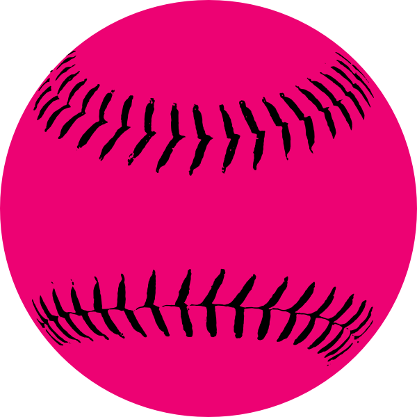 Softball clipart free images 4