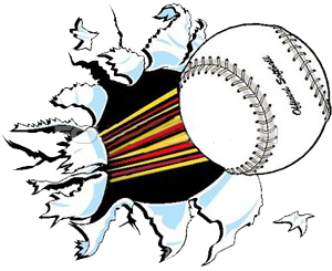 Softball clipart free images clipartfest