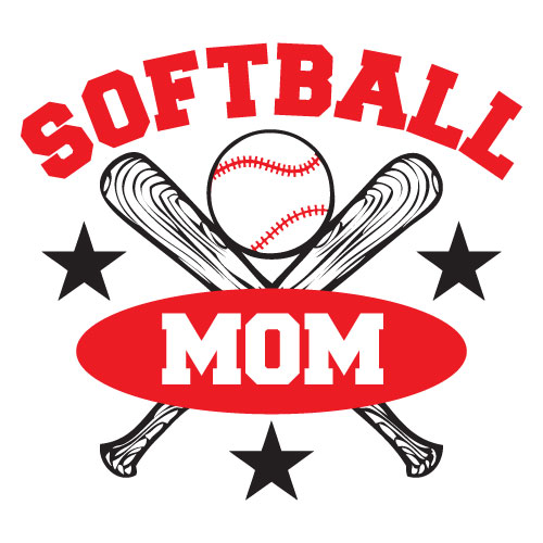 Softball clipart images 2