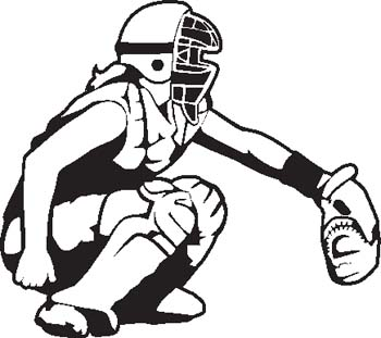 Softball images clipart