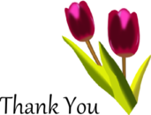 Thank you clip art black and white free clipart 2