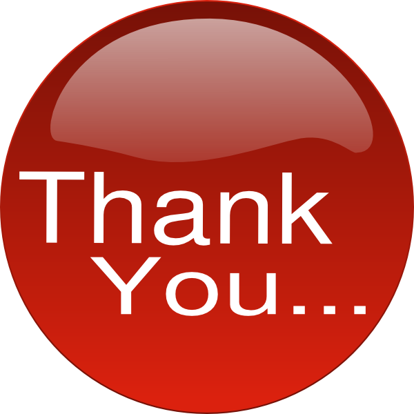 Thank you clipart funny free images