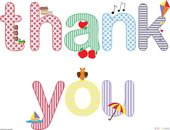 Thank you foring clipart clipartfest