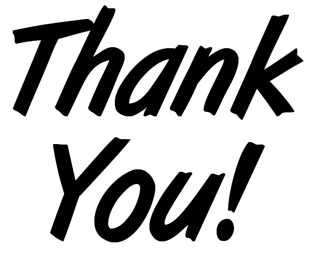 Thank you free thank clip art clipart images 6 wikiclipart