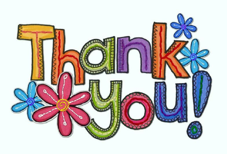 Thank you volunteer clip art free clipart images