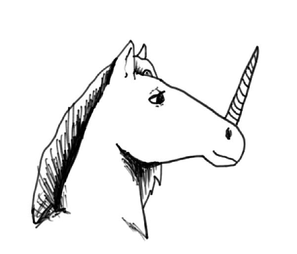 Unicorn clip art free clipart images 11